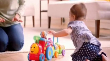 Fisher Price Smart Stages Train TV Spot - Thumbnail 3