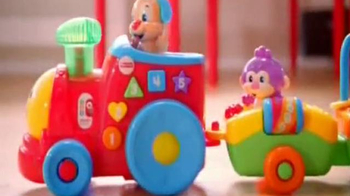 Fisher Price Smart Stages Train TV Spot - Thumbnail 4