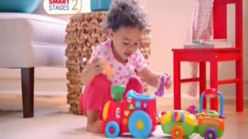 Fisher Price Smart Stages Train TV Spot - Thumbnail 5