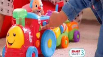 Fisher Price Smart Stages Train TV Spot - Thumbnail 6