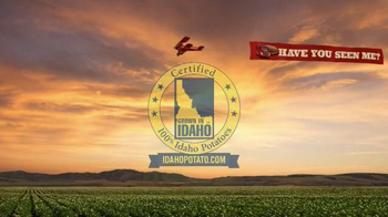 Idaho Potato TV Spot, 'Flying Farmers!' - Thumbnail 10