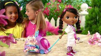 Disney Doc McStuffins Walk 'n' Talk Doc Mobile TV Spot