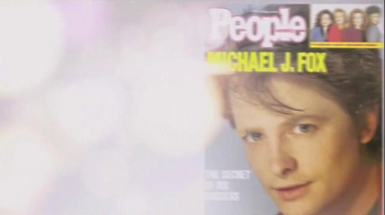 People Magazine TV Spot, 'People Love People' Song by Bruno Mars - Thumbnail 1
