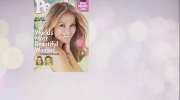People Magazine TV Spot, 'People Love People' Song by Bruno Mars - Thumbnail 3