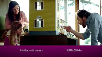 HUMIRA TV Spot, 'Dollhouse' - Thumbnail 10