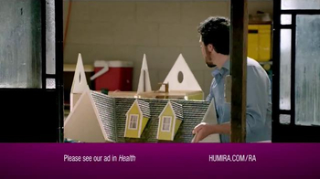 HUMIRA TV Spot, 'Dollhouse' - Thumbnail 8