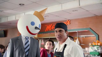 Jack in the Box Breakfast Croissants TV Spot, 'Manny's'