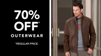 JoS. A. Bank TV Spot, 'October: 70% Off Outerwear' - Thumbnail 7