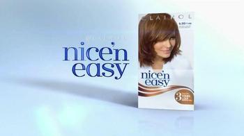 Clairol Nice 'N Easy TV Spot, 'Shift a Shade' - Thumbnail 3