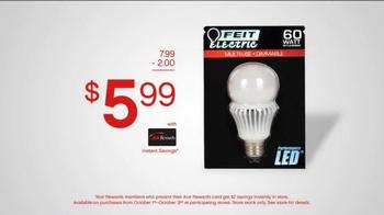 ACE Hardware TV Spot, 'LED Light Bulbs' - Thumbnail 5