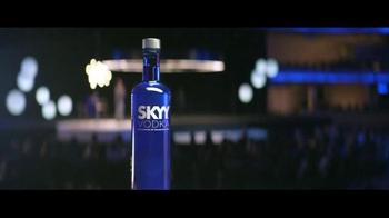 SKYY Vodka TV Spot, 'Text' - Thumbnail 1