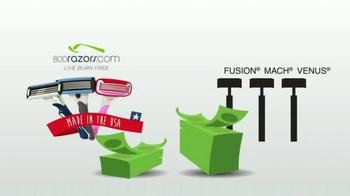 800Razors.com TV Spot, 'Razors Delivered Free for Less' - Thumbnail 5