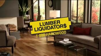 Lumber Liquidators Home for the Holidays TV Spot, 'Great Deals' - Thumbnail 1