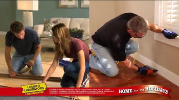 Lumber Liquidators Home for the Holidays TV Spot, 'Great Deals' - Thumbnail 8