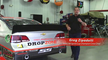 Jud Kuhn Chevrolet TV Spot, 'Biggest and Baddest' Featuring Greg Zipadelli