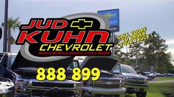 Jud Kuhn Chevrolet TV Spot, 'Biggest and Baddest' Featuring Greg Zipadelli - Thumbnail 9