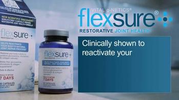 FlexSure TV Spot, 'Feel Good' - Thumbnail 6