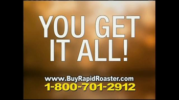 Rapid Roaster TV Spot - Thumbnail 10