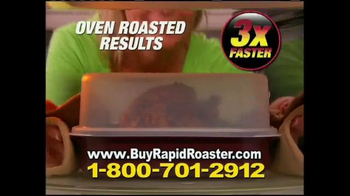 Rapid Roaster TV Spot - Thumbnail 6