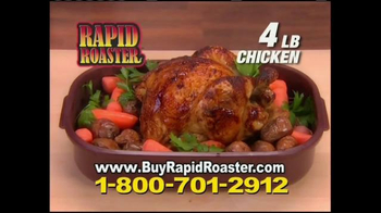 Rapid Roaster TV Spot - Thumbnail 9