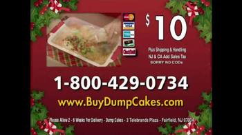 Dump Cakes TV Spot, 'Holidays' - Thumbnail 10