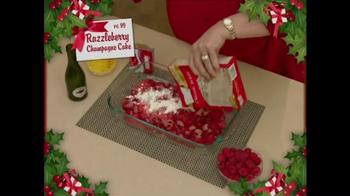 Dump Cakes TV Spot, 'Holidays' - Thumbnail 7