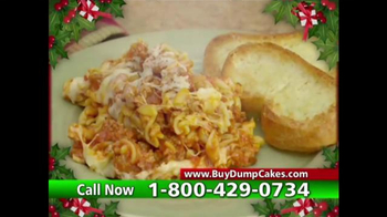Dump Cakes TV Spot, 'Holidays' - Thumbnail 9