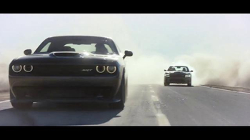 2015 Dodge Charger & Challenger TV Spot, 'Dodge Brothers: John vs. Horace' - 1289 commercial airings