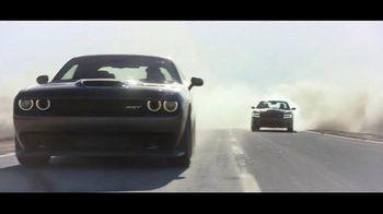 2015 Dodge Charger & Challenger TV Spot, 'Dodge Brothers: John vs. Horace' - 1289 commercial airings