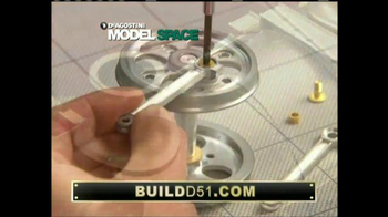 Model Space D51 Locomotive TV Spot, 'Start Making Your Model' - Thumbnail 4