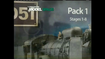 Model Space D51 Locomotive TV Spot, 'Start Making Your Model' - Thumbnail 7