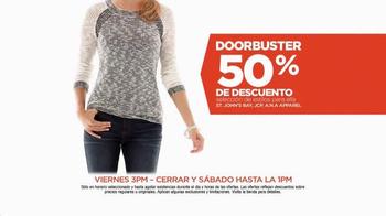 JCPenney Monstruo Venta TV Spot [Spanish] - Thumbnail 4