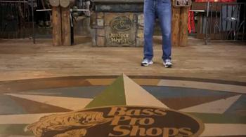 Bass Pro Shops Fall Harvest Sale TV Spot, 'The Place for Huge Savings' - Thumbnail 1