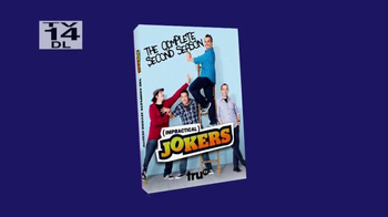 Impractical Jokers: The Complete Second Season TV Spot, 'Commentary & More' - Thumbnail 5