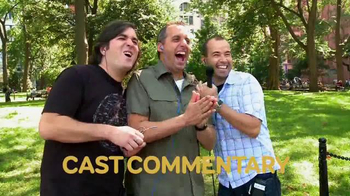Impractical Jokers: The Complete Second Season TV Spot, 'Commentary & More' - Thumbnail 8