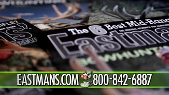 Eastmans' Hunting and Bowhunting Journals TV Spot, 'Big Game Hunters' - Thumbnail 1