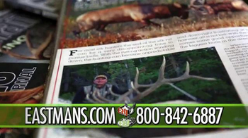 Eastmans' Hunting and Bowhunting Journals TV Spot, 'Big Game Hunters' - Thumbnail 4