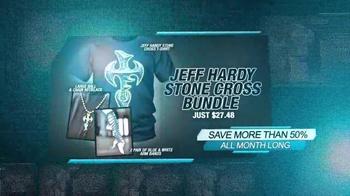 Shop TNA Jeff Hardy Stone Cross  Bundle TV Spot - Thumbnail 7