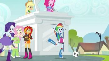 My Little Pony Equestria Girls: Rainbow Rocks Home Entertainment TV Spot - Thumbnail 7