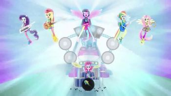 My Little Pony Equestria Girls: Rainbow Rocks Home Entertainment TV Spot - Thumbnail 9