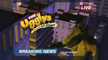 The Ugglys TV Spot, 'Monster Battle' - Thumbnail 9