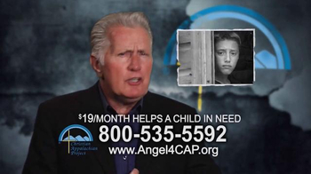 Christian Appalachian Project TV Spot, 'Faces' Featuring Martin Sheen