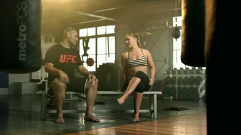 MetroPCS TV Spot, 'Who is More Metro' Feat. Cain Velasquez and Ronda Rousey - 92 commercial airings