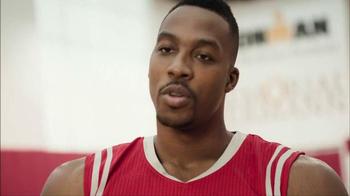 NBA Store Swingman Jersey TV Spot Featuring Dwight Howard - Thumbnail 1