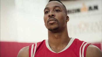 NBA Store Swingman Jersey TV Spot Featuring Dwight Howard - Thumbnail 2