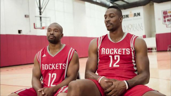 NBA Store Swingman Jersey TV Spot Featuring Dwight Howard
