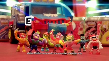 Mutant Mania Mutant Masher TV Spot, 'Mutant Mania Wrestlers' - Thumbnail 3