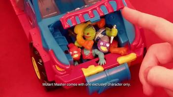 Mutant Mania Mutant Masher TV Spot, 'Mutant Mania Wrestlers' - Thumbnail 4