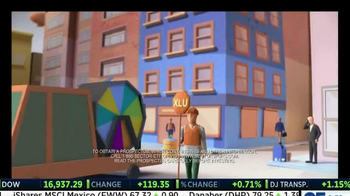 Select Sector SPDRs TV Spot, 'Utilities Stocks' - Thumbnail 8
