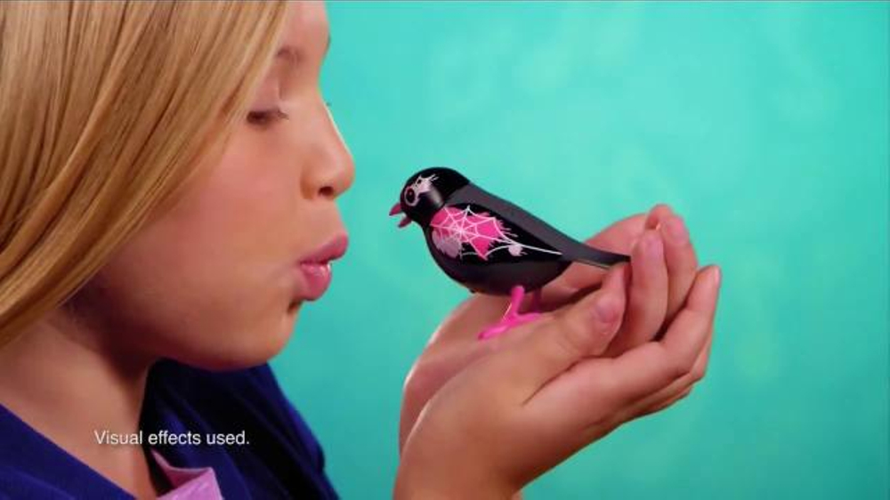 DigiBirds TV Commercial, 'Tweet and Sound'